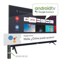 TELEVISOR LED SMART 40 TCL L40S65A-B ANDROID